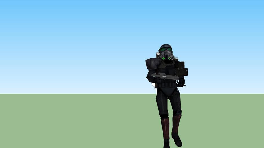 death trooper comander