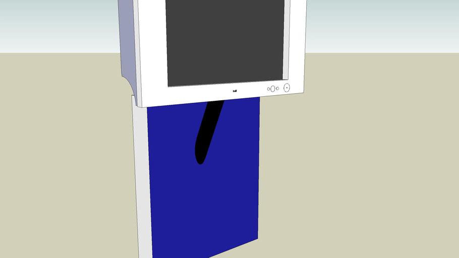dell flat screen wall mount