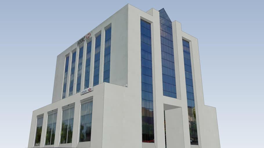Corporativo HSBC Hermosillo
