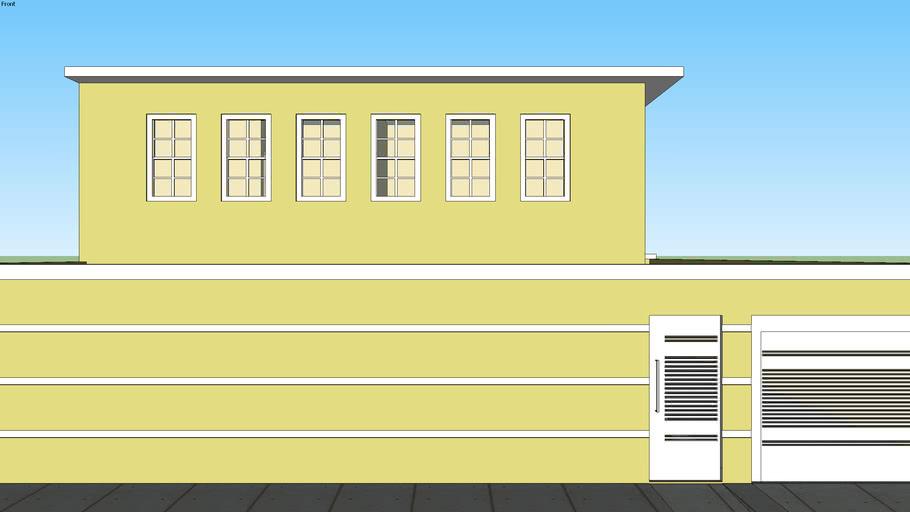 Residência - Terreno 15x30