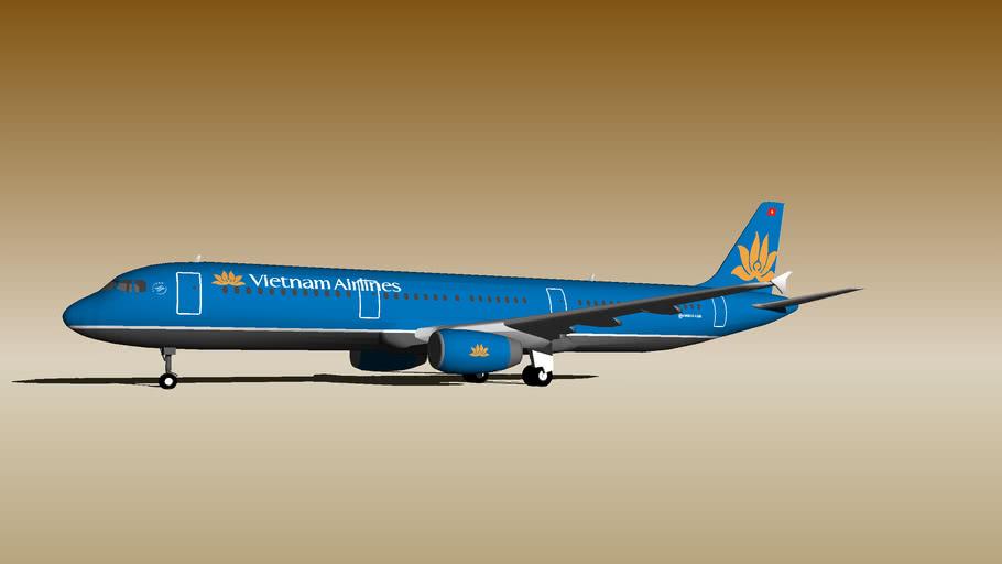 Vietnam Airlines A321-200
