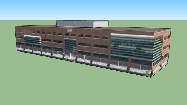 Bâtiment situé Columbus, OH, USA