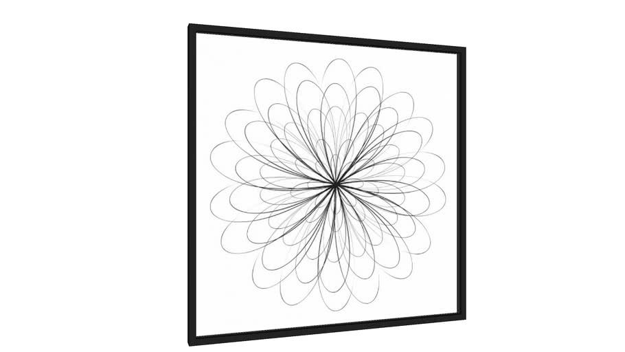 Quadro FlorElo 1 - Galeria9, por Michelle Cruz