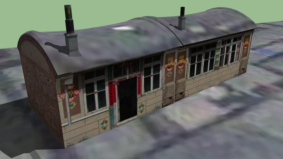 one-floor house