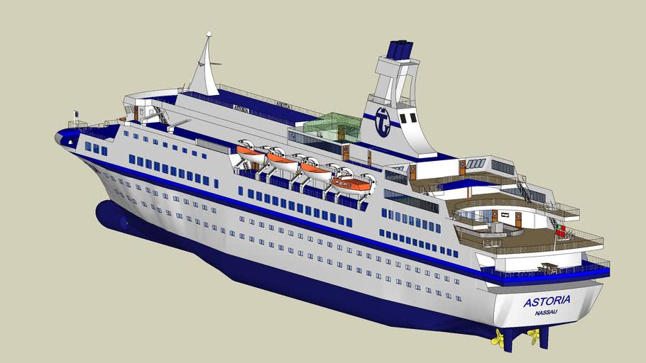 MS Astoria - 2007