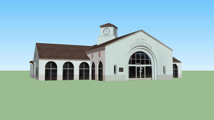 Victorville Transportation Centre