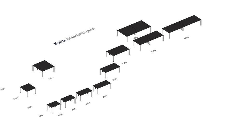 KATE Diamond galdi