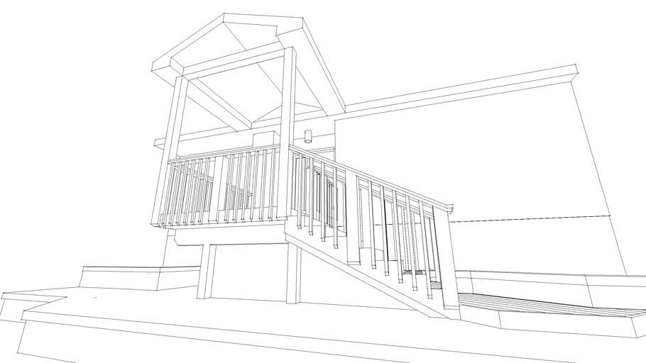 rohozens porch