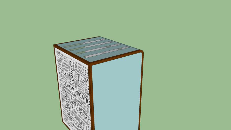 cápsula de leitura