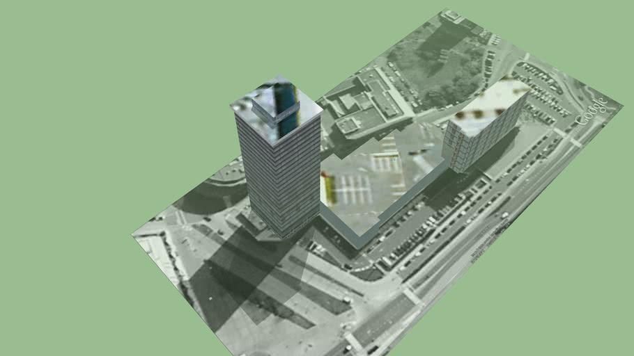 Building in Oostende