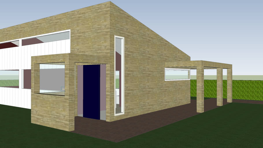 By FRITZ-R - small house - one bedroom