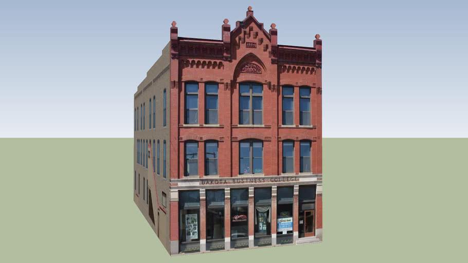 Masonic Block in Fargo, ND