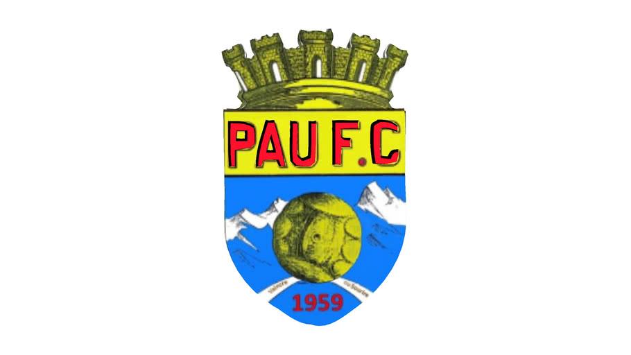 logo football FC Pau