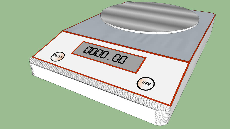 Basic Digital Scale