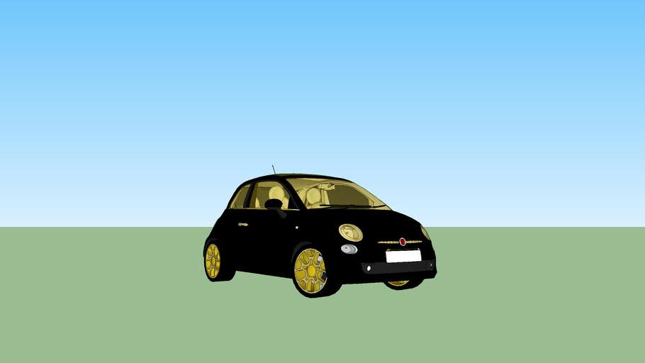 Pimped Fiat 500