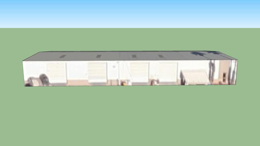Building in Ward 1, Tucson, AZ, USA