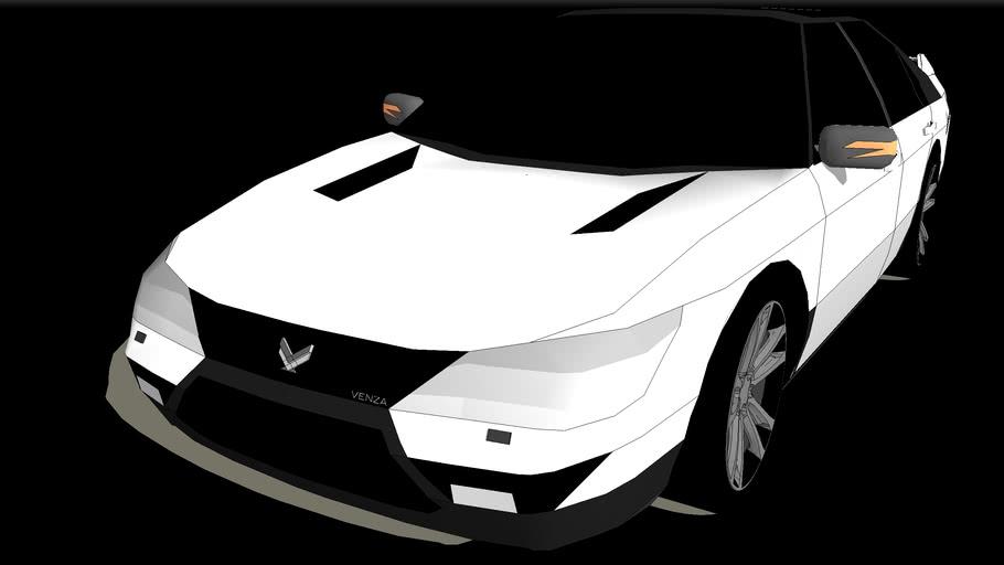2012 Venza SX - S (Facelifted) (SE-Q-L)