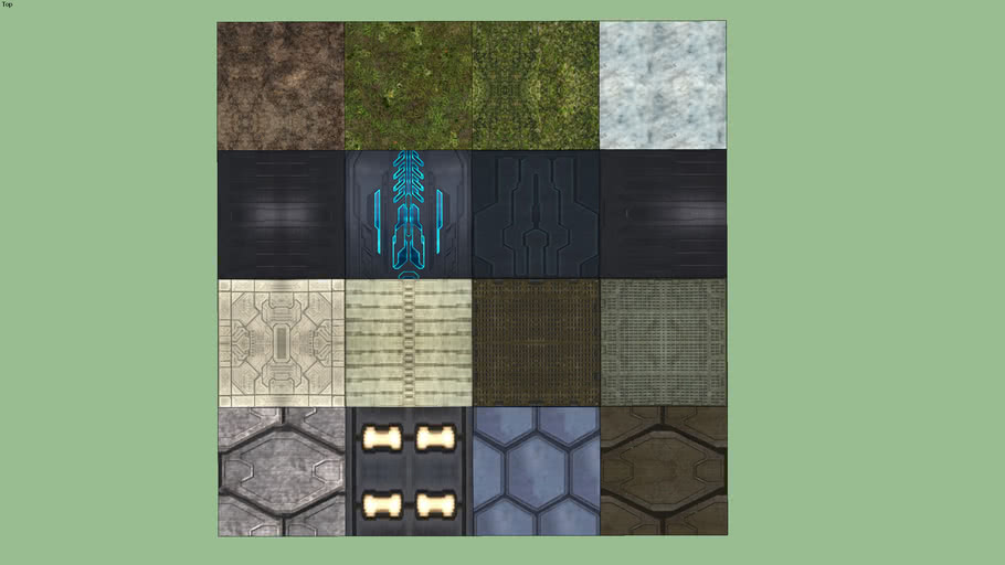 Halo Texture Pack one