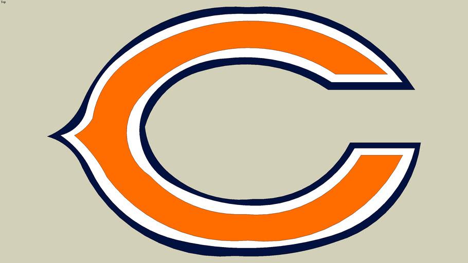 Chicago Bears Logo 3d Warehouse