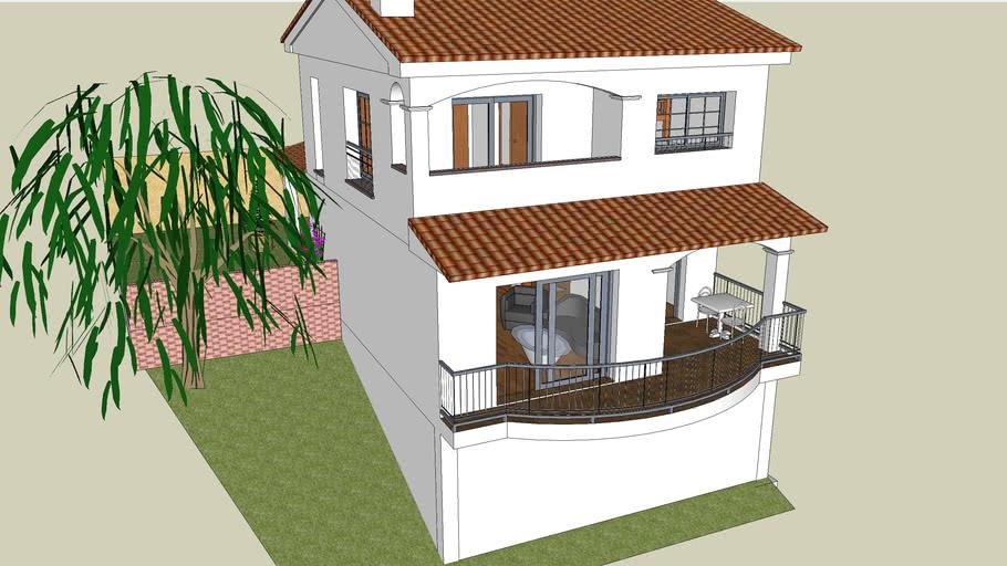 Habitatge unifamiliar aillat