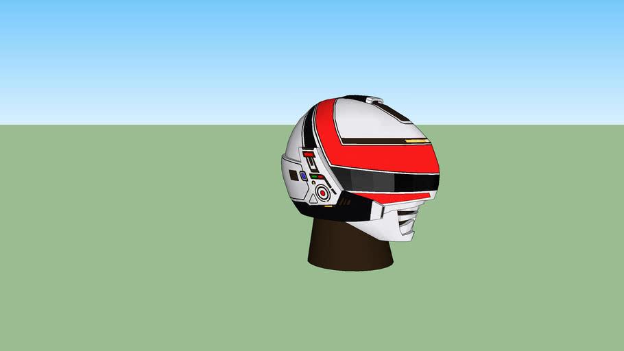 spielvan capacete