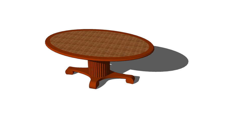 Merion Table by Paul Downs