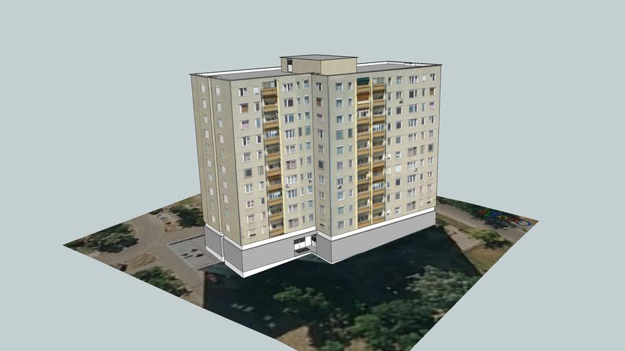 10 floor building