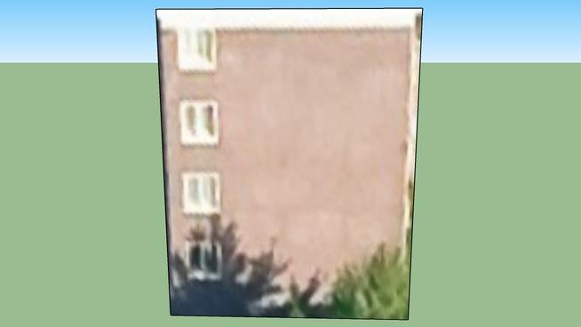 Adresa budovy: Rotterdam, Holandsko