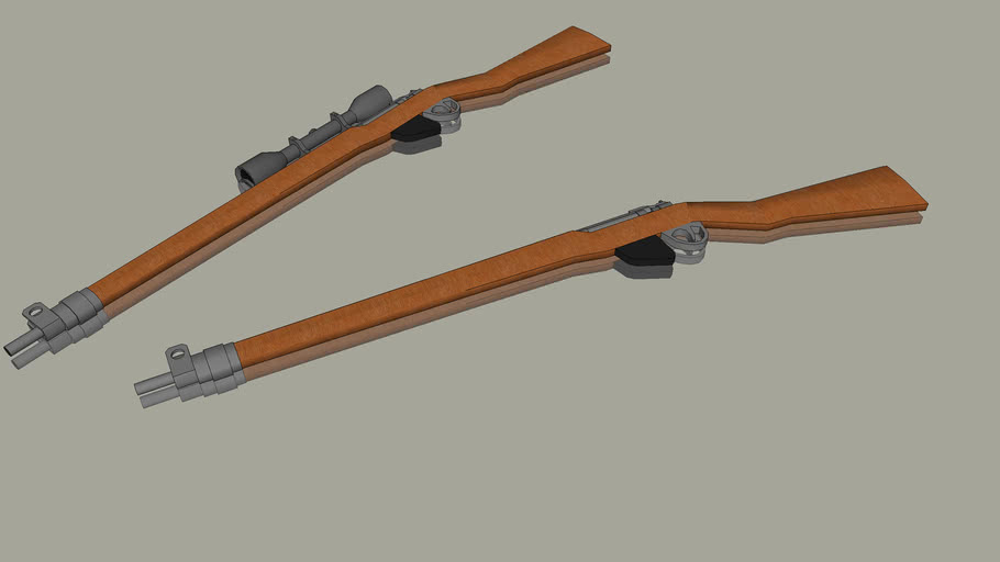 Rifle No4 Mk I
