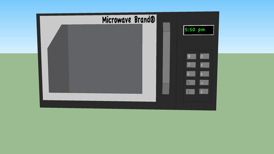 Microwave Brand Microwave