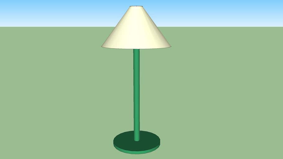 Green Desk Lamp