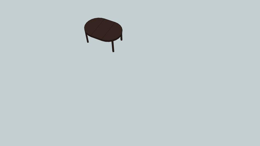 Ikea BJURSTA dinning table