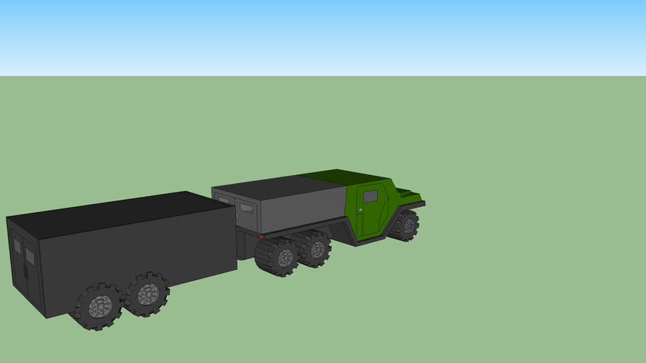 Supply truck 2