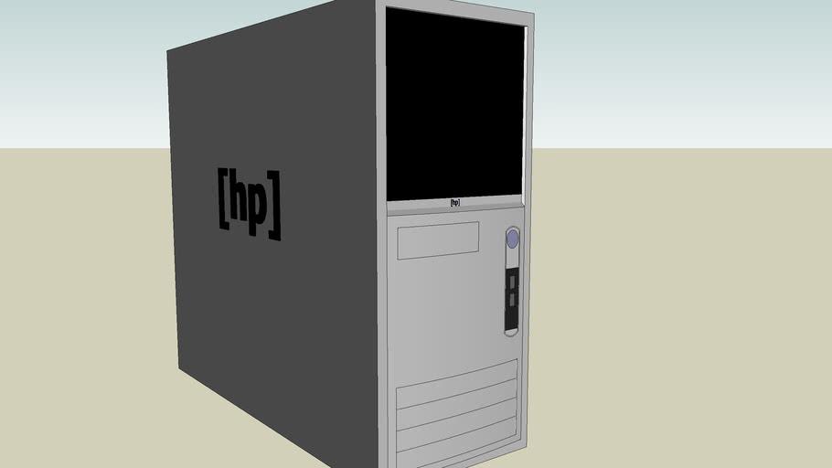 PC HP DC7100