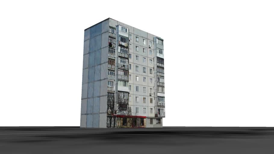 Ленина 43 (секции 4)