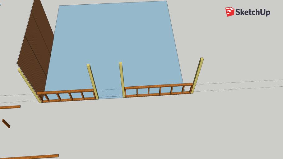 Back Porch Drawing JB 2019