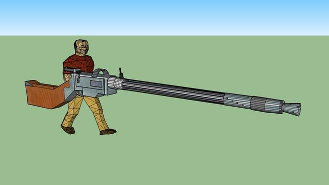 machine gun 10