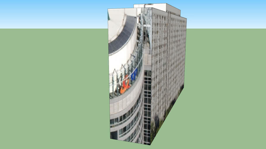 Budynek w: Warszawa, Polska
