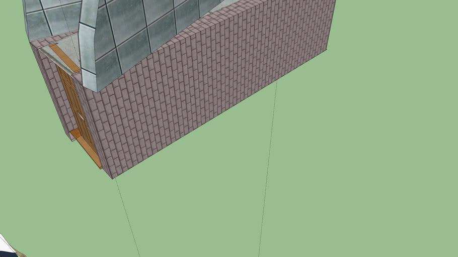 Een gebouw