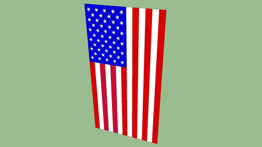 olivias amazing american flag