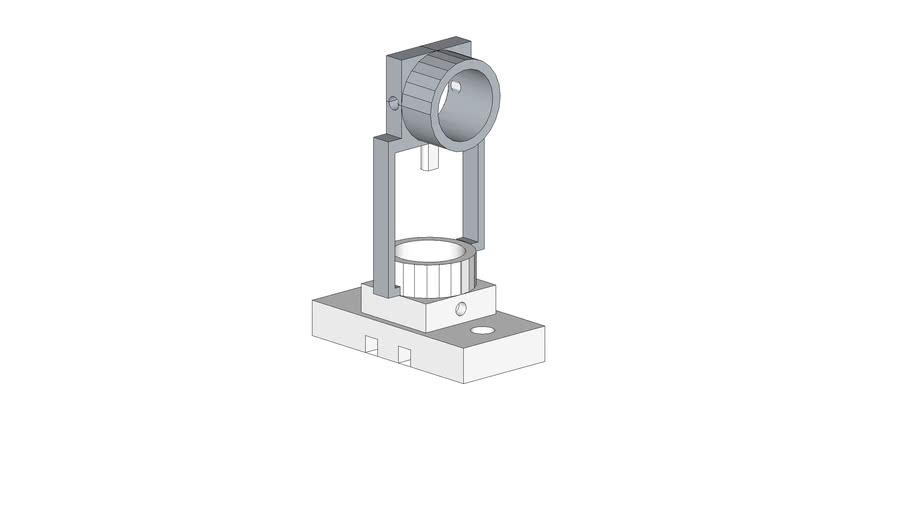 Multi-axis mount