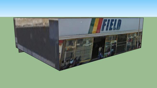 Building in Mbombela, 南非