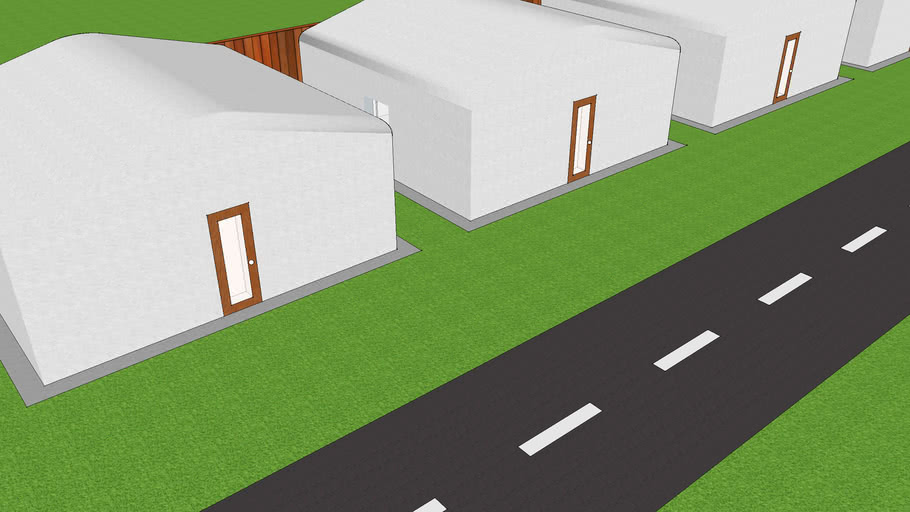 multiple houses