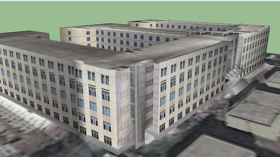 石河子大学东区5号宿舍楼