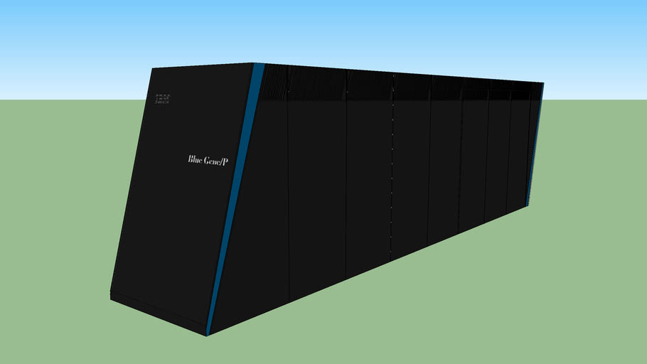 IBM Blue Gene/P supercomputer