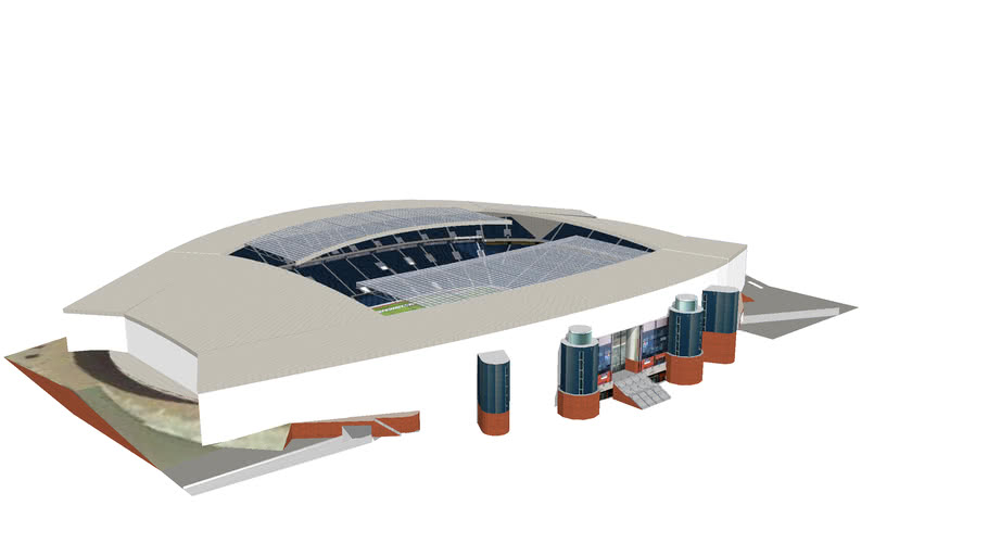 Hampden - Redevelopment of Scotland's National Stadium