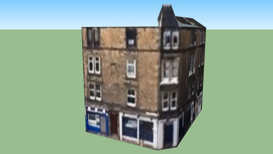Bâtiment situé Édimbourg EH7 5UJ, Royaume Uni