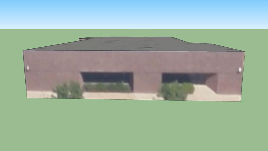 Edificio en Mather, California, EEUU