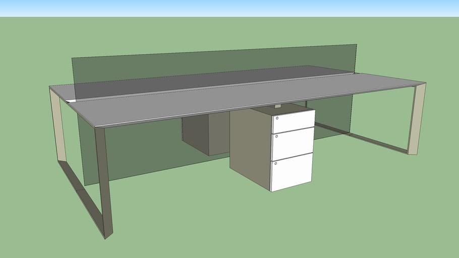office Desk / Ofis Masası