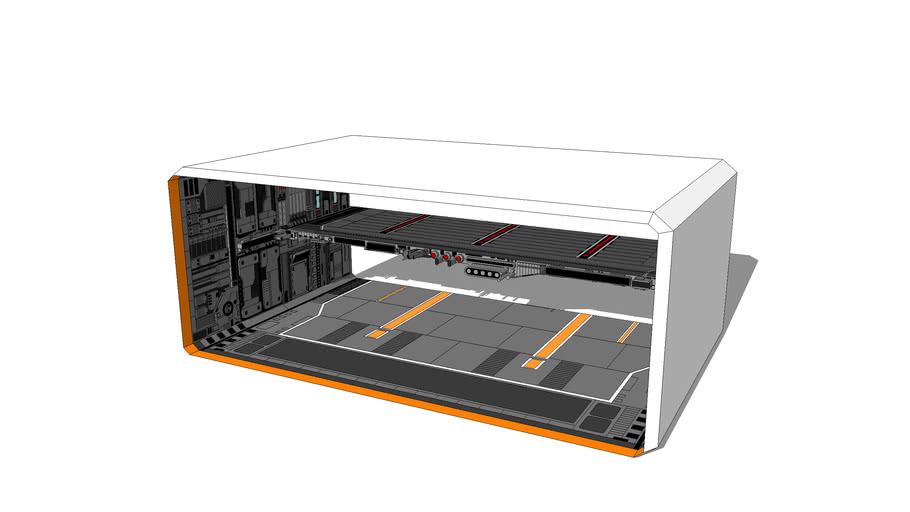 ARMD Typer-01 Hangar